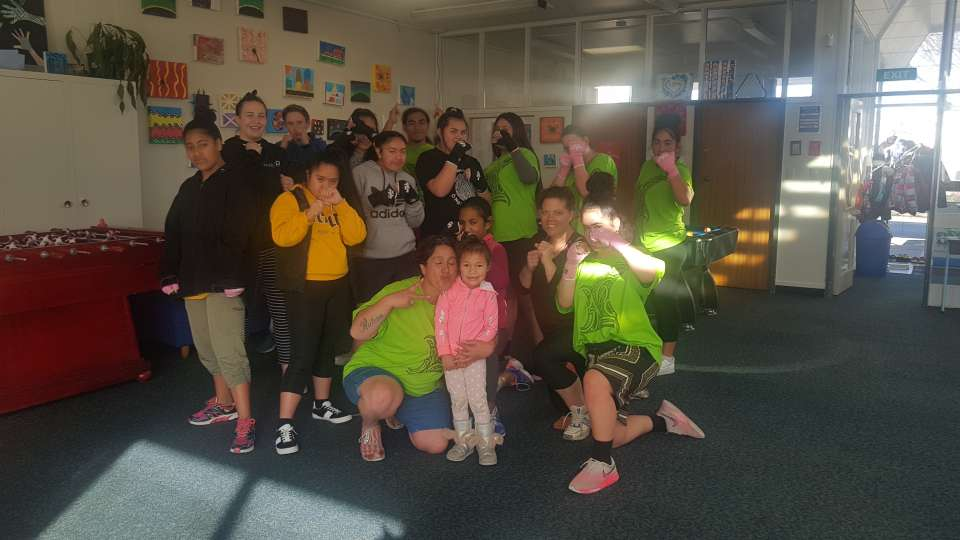 Ashburtons last holidays session.. but they will be beginning the WeRWahine boxing program in term 2.. You guys have done amazing!! Cant wait to keep working with you over the next 10 weeks :)