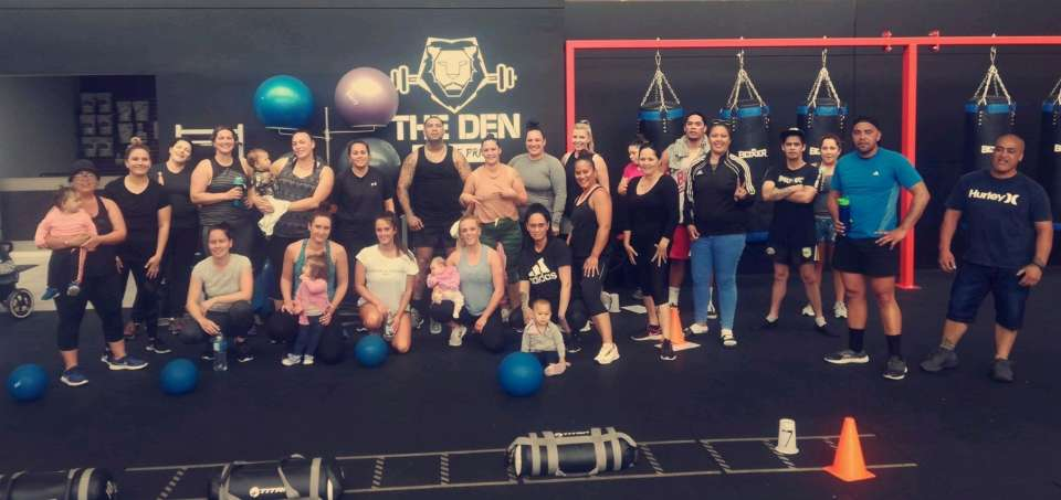What a privilege it is to see these beautiful faces on the daily. Hard mahi all round. Getting them sweaty gains.#SHY #MMN