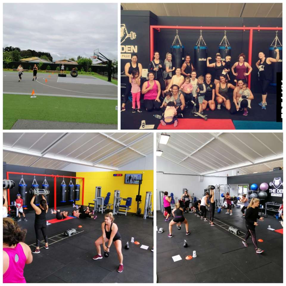 End the working week strong whanau. These ladies are fit for life. See tal at the fun run#SHY #MMN