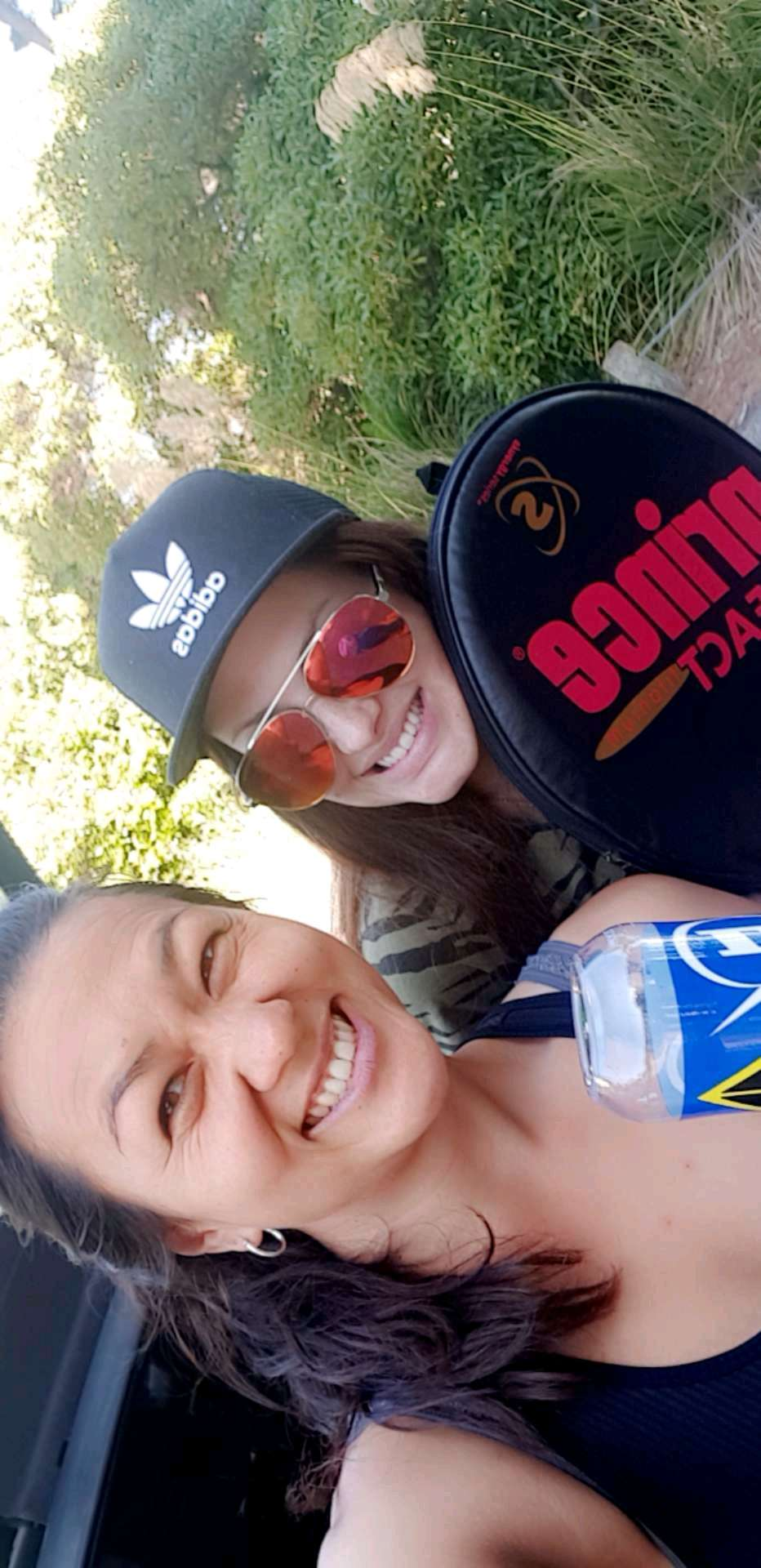 Astra and I hit the courts today and had a game of tennis, if the gym isn't your thing then there are so many other ways to get a bit of activity into your day!! Find something that you like to do and have some fun at the same time! Astra has stayed on the MMN waka during her pregnancy, she prioritizes eating well and getting active and it will definitely make a difference for her and her bubs! Yay astra!
