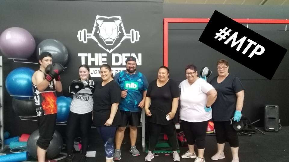 Week 4 with this awesome bunch. On the dayz we dont have class they either do a home workout or go aqua jogging.. SO proud whanau.#SHY #MTP #MMN