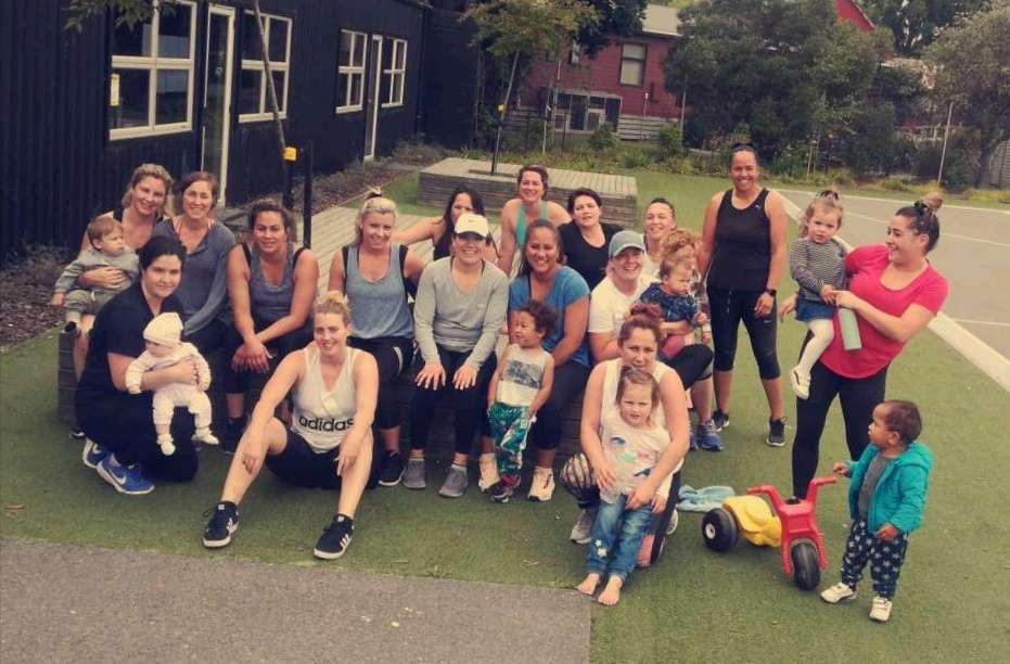 Today's and yesterday's turn outs. You'd think being so close to the Xmas break people would be too bizzy to workout.... But not our community crew... There is always time for a workout. Woohoo awesome whanau.#SHY #MMN