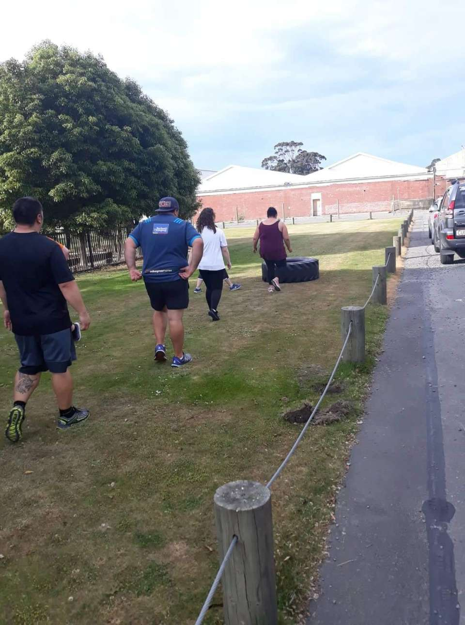 Action speaks louder than words.. You are awesome whanau. Dont stop believing. GOALS GOALS GOALS#SHY #MMN #MTP
