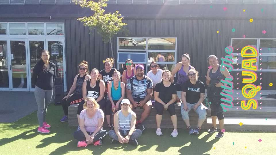 Community circuit session and the MTP crew mean mahi today whanau. Keep coming along to get your gains. Proud of each and every one of you. Nau mai to our new comers in our 9.30am class. #Shy #MMN #MTP