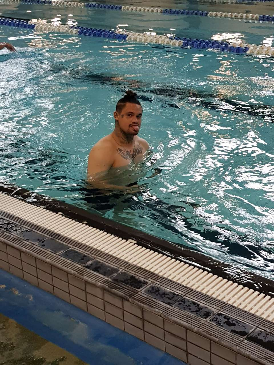MOE Whanau had great day yesterday swimming at Jelly Park followed by lunch