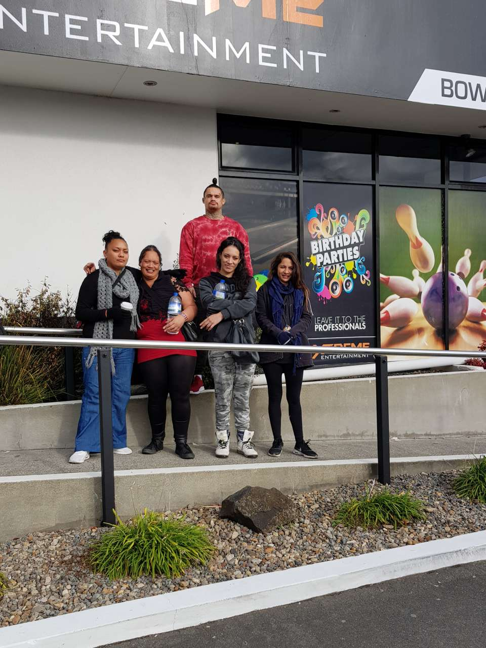 Awesome morning with our MOE Whanau