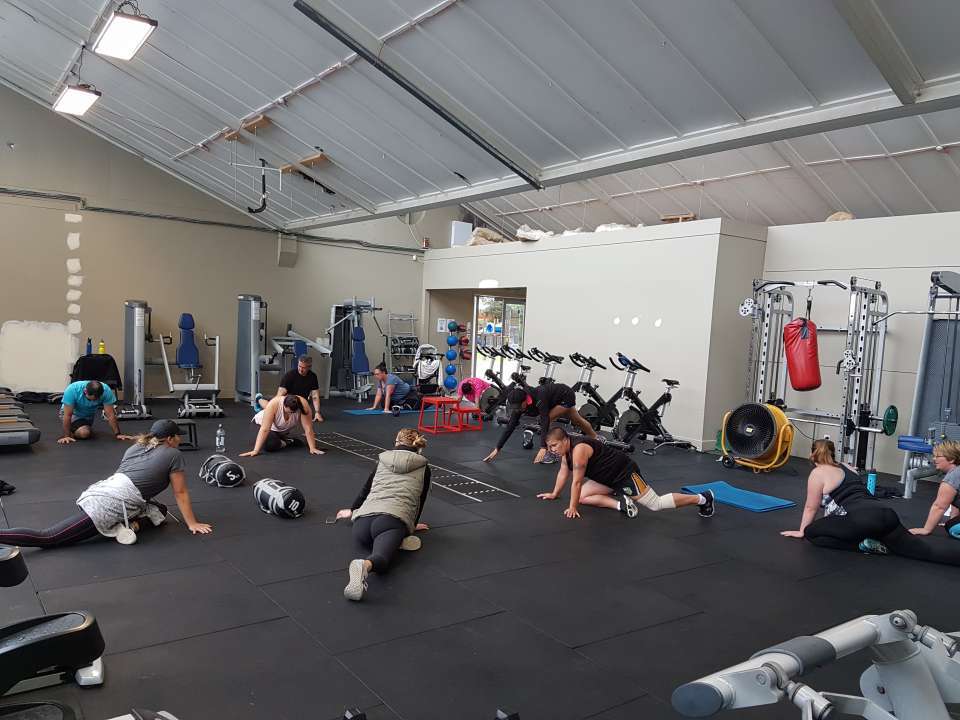 30 minute workout 9.30am Monday morning...HWT Kaimahi will see you there...