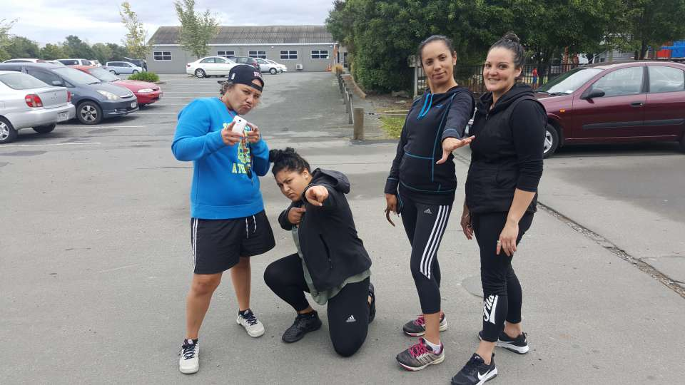 4 of our very own Wahine on a journey to being healthier for them and their whanau!