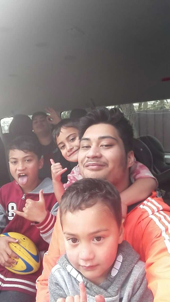 Miss you heaps and love you heaps from me and the kids mum keep it up you got this ?????