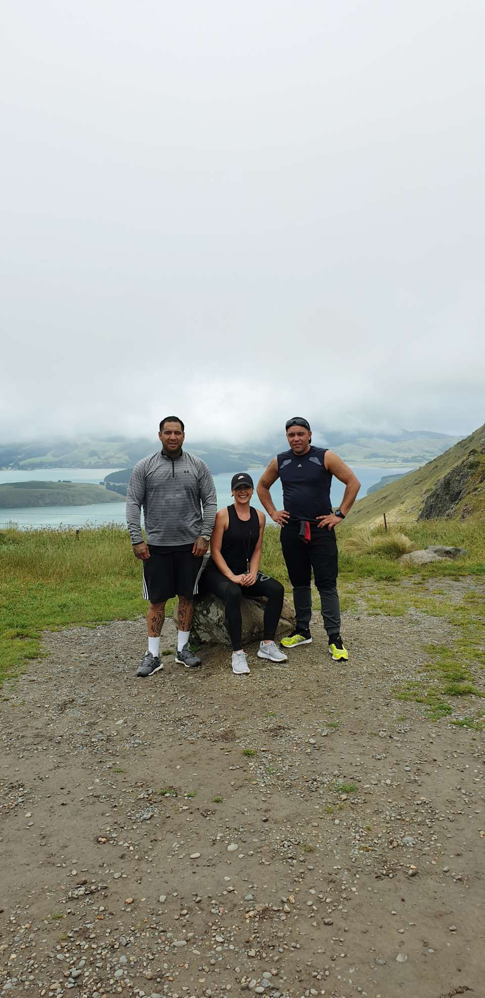 Beautiful day out with beautiful people!! The mist was stunning. Days like these are good for the tinana, hinengaro, wairua and of course, create a tight whanau! Love to see how you all support one another in these spaces and the laughter that is herd from a mile away!! You guys are amazing! #mauriora