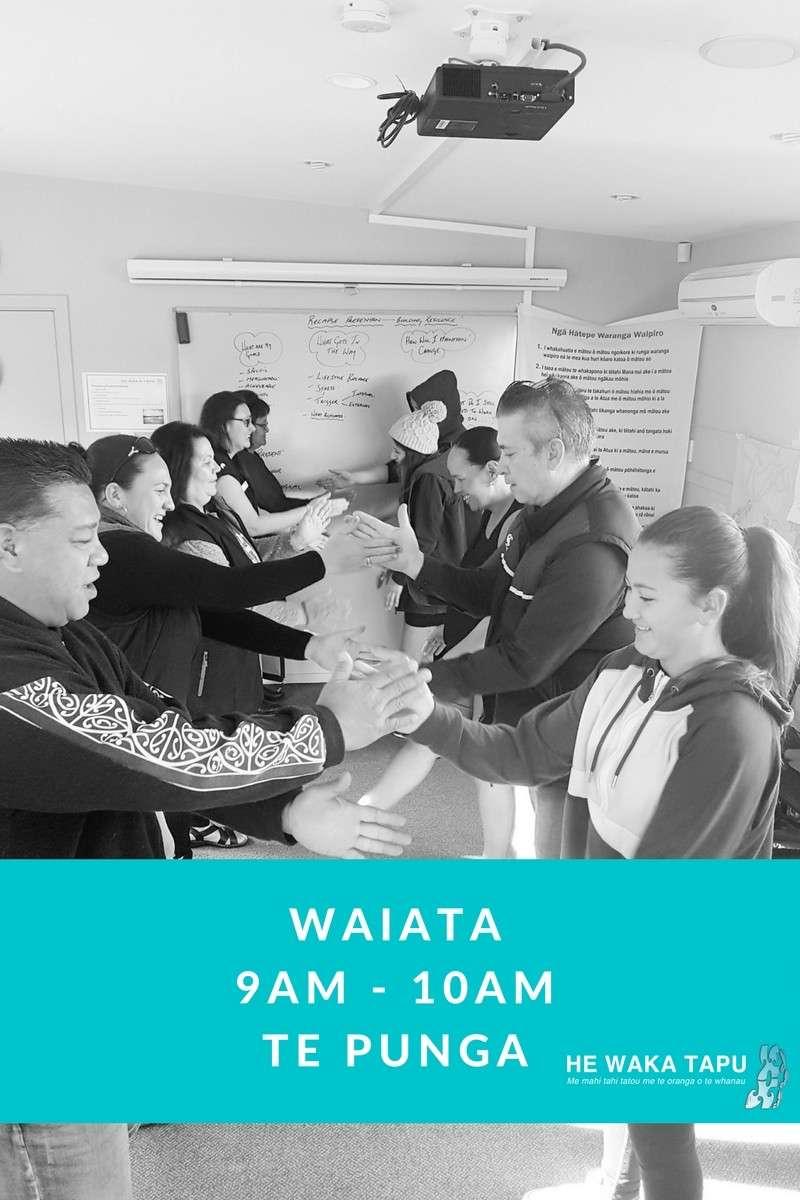 Who doesn't love waiata!? See ya Thursday! :)