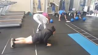 2nd July workout